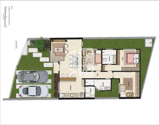 Viva Urbano Imóveis - Casa no Morada da Colina - CA00128 - Foto 9