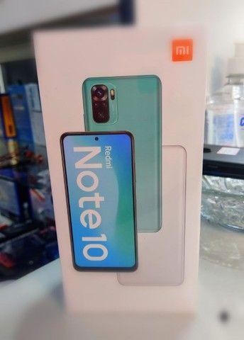 Redmi Note 10 64gb e 128gb até 10x s/ juros!