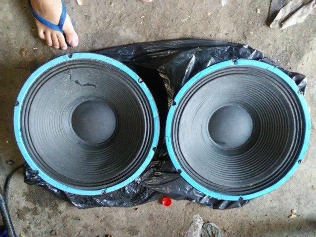 FONES DE CAIXA AMPLIFICADA 15 P - Foto 5