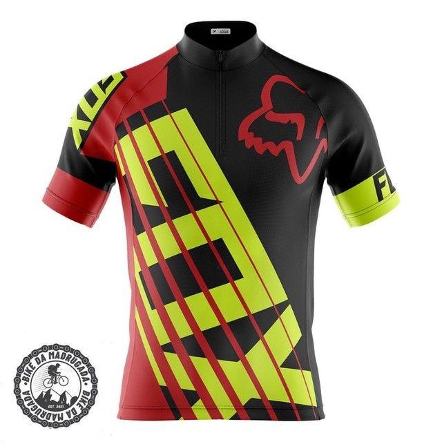 Promoção Camisa masculina ciclismo bike bicicleta dryfit manga curta - Foto 3