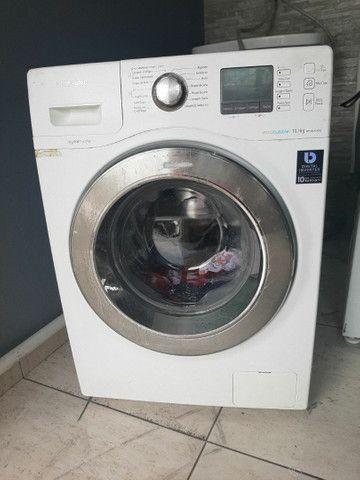 Vendo maquina de lavar ecobubble 10,1 samsung  - Foto 2