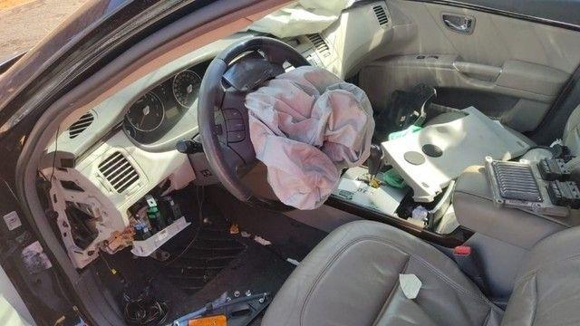 Azera V6 2011 Usado Com Garantia Para Peças - Foto 16