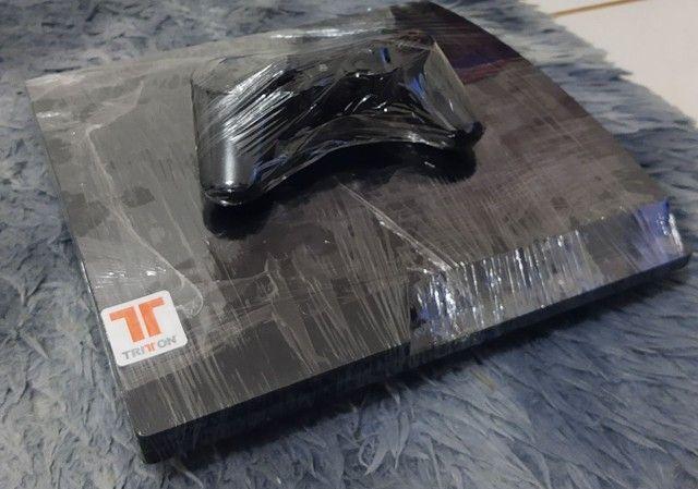 PS3 Slim + 40 Jogos + Garantia.