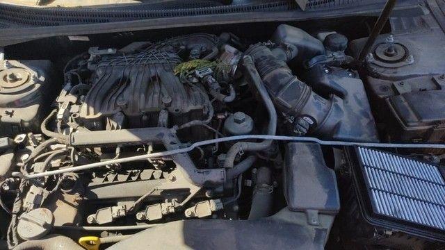 Azera V6 2011 Revisado Com Nota Fiscal Para Peças - Foto 18