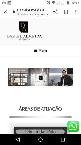 Desenvolvo Loja Virtual/ Site/ LogoMarca/ Google Ads p/ Empresas-J. Pessoa - Foto 5