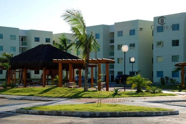 Apartamento à venda, 70 m² por R$ 315.000,00 - Baixo Grande - São Pedro da Aldeia/RJ - Foto 3