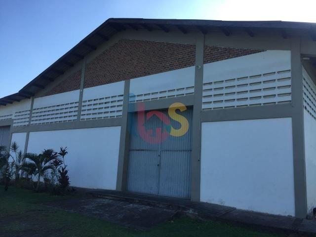 Alugo galpão no Iguape