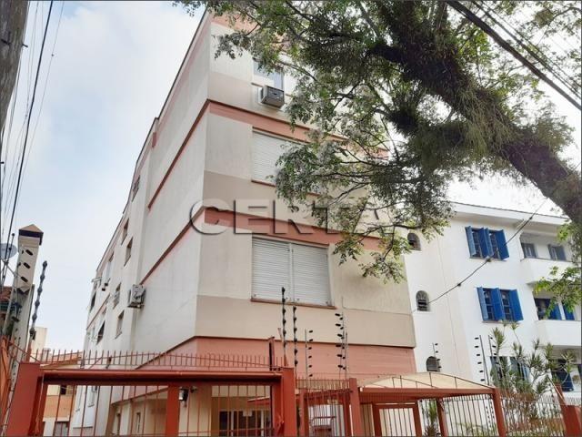 Apartamento para alugar com 1 dormitórios em Rio branco, Porto alegre cod:L03357