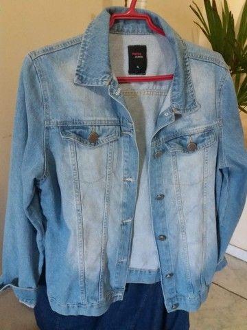 Jaqueta Jeans Marisa - Foto 2