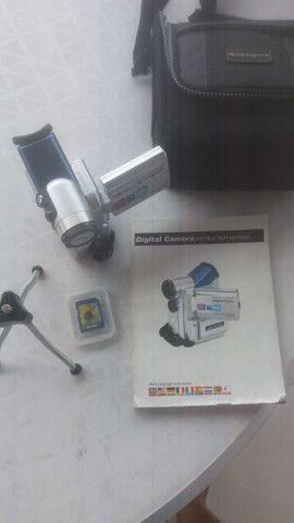 Filmadora Digital ZDV-7000 4.1 Mega Pixels Usb - Foto 2