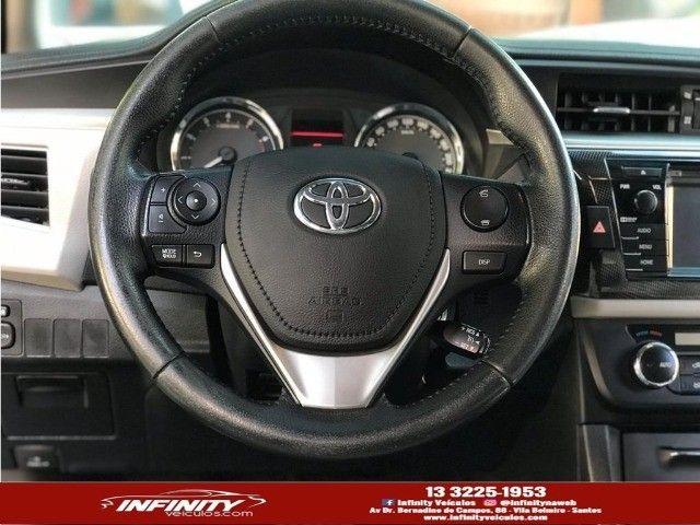 Toyota Corolla XEI 2.0 2015 Aut - Foto 4