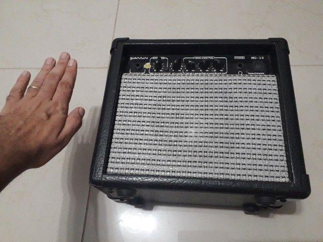 Caixa Amplificada Giannini MG10 - Foto 6