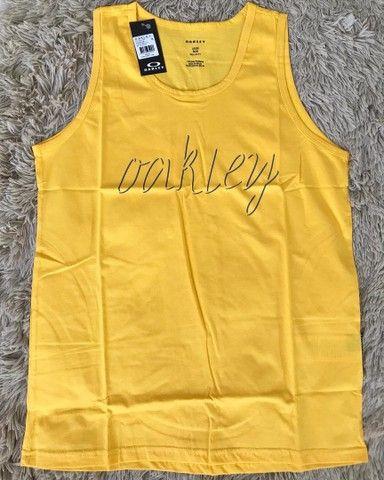 Camiseta regata Oakley  - Foto 3