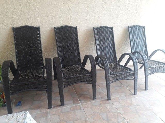 Cadeiras de área  - Foto 4