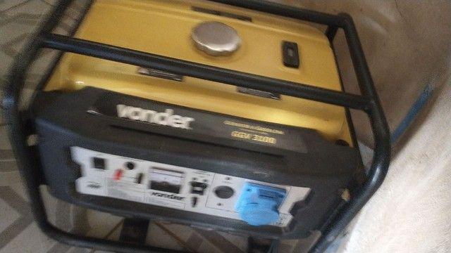 Vendo gerador vonder  - Foto 3