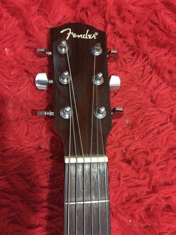 Violão Fender CD140sce - Foto 3