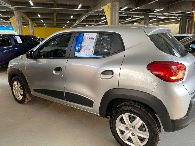 Renault Kwid 1.0 Zen 2021 -Único dono! Garantia de Fabrica! - Foto 6