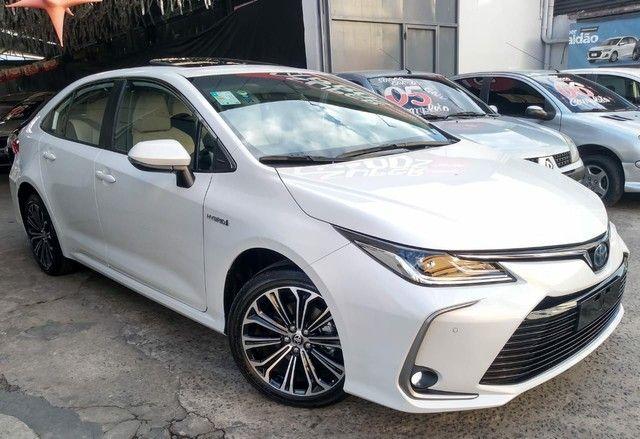 Corolla Altis Premium Hybrid 2022 - Foto 3