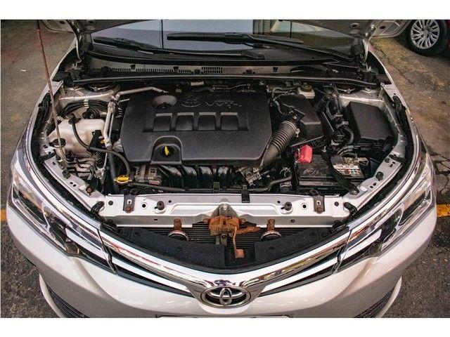 Toyota Corolla 2018 2.0 xei 16v flex 4p automático - Foto 11