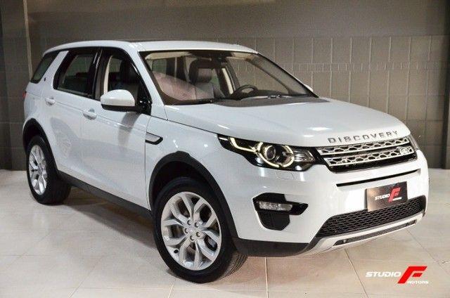 Land Rover Discovery Sport Hse Diesel - 2016 - Único Dono - Revisada - - Foto 8