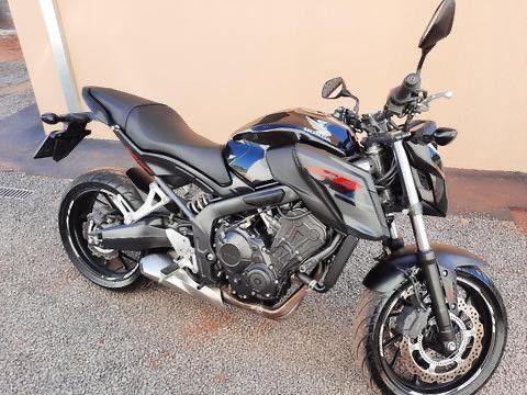 Vendo Honda CB 650 F Abs