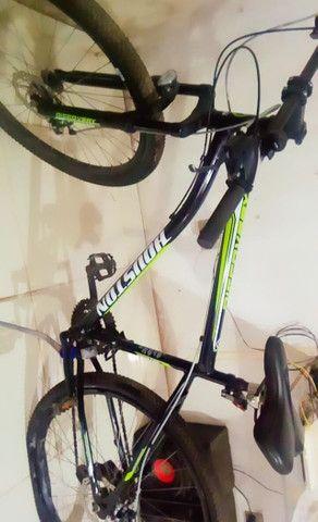 Bicicleta semi nova Houston