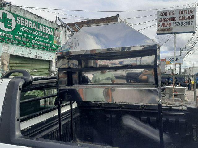 Espetinho inox churrasqueira - Foto 4