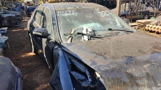 Azera V6 2011 Revisado Com Nota Fiscal Para Peças - Foto 13