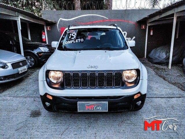 jeep renegade longitude 2019 1.8 flex  - Foto 2