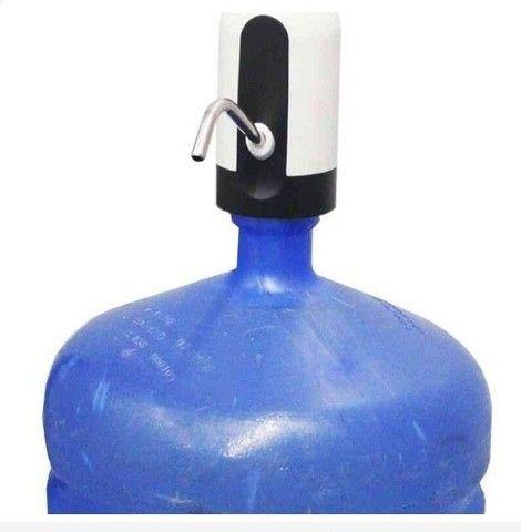 Bomba d'água Elétrica portátil para Galão D'agua  - Foto 4