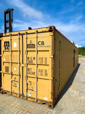Container seco / Brutos venda unidades - Foto 4