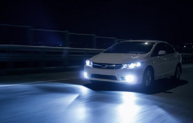 Farol LED Automotivo H4/H1/H11 Lampada Super Led Headlight - Foto 7