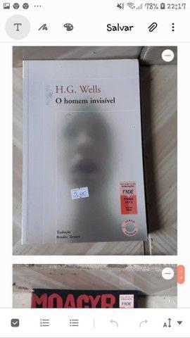 Livros baratos (5 livros por 25 reais) - Foto 4