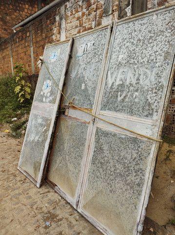 Portão galvanizado - Foto 3