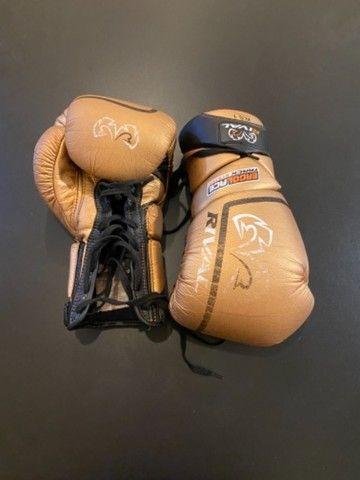 Luva de boxe/ Muay Thai Rival - Foto 2