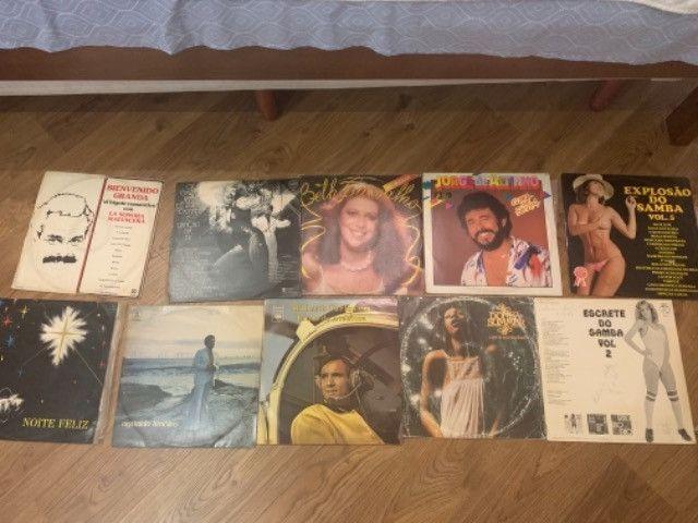 Lote de 100 discos - Foto 3