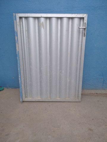 Portões de alumínio - Foto 2