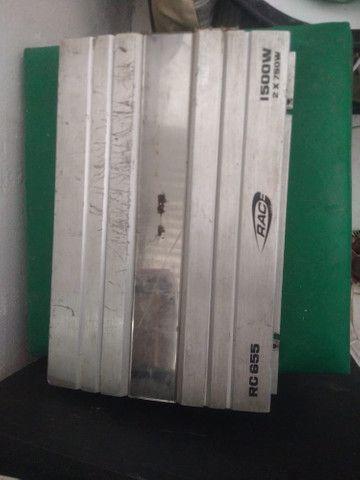 Cuida caixa trio toda filé tocando muito e completa  - Foto 4