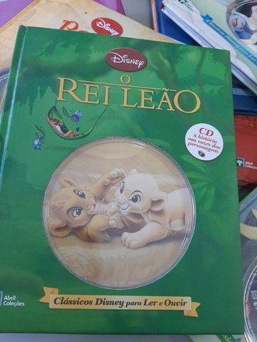 livros Disney com cd - Foto 6