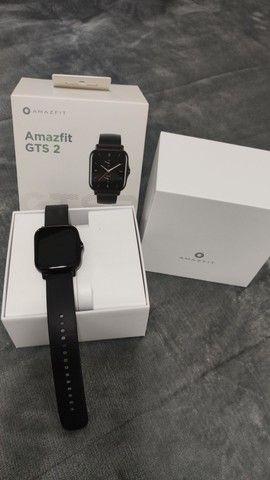 Relógio amazfit gts2