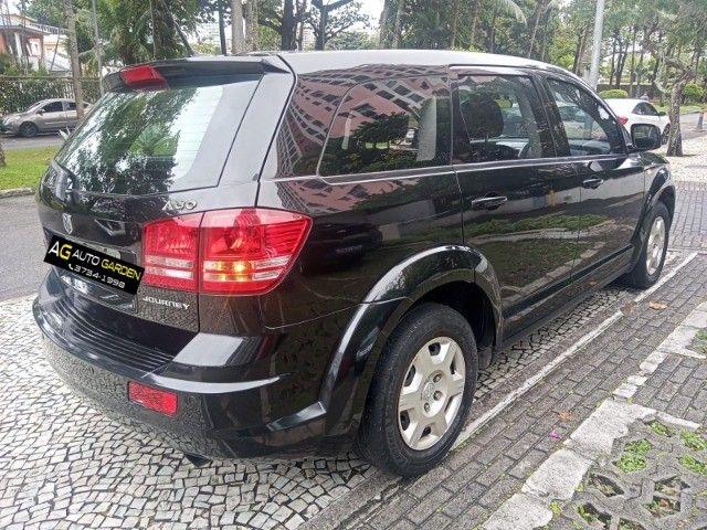 Dodge Journey 2010 Se 2.7 v6 aut/tip+toplinha+couro+cdmp3+revisada+novíssima!!! - Foto 4