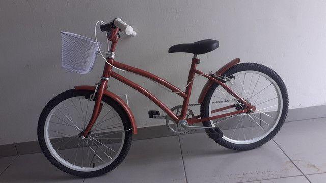 Bicicleta feminina aro 20 relíquia