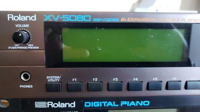 Roland Modulo XV5080 - Foto 2