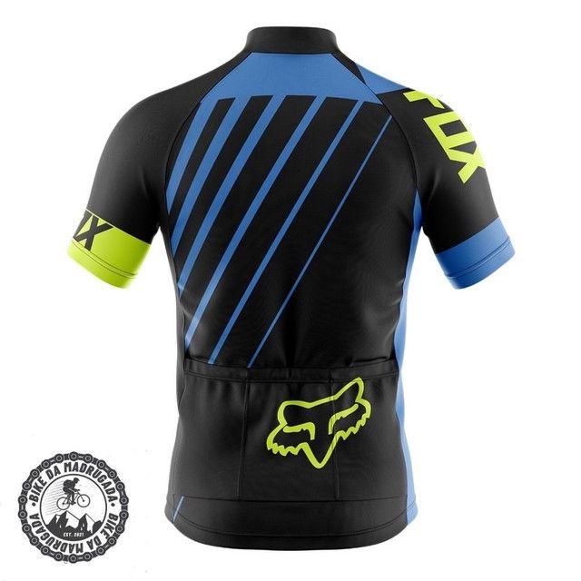 Promoção Camisa masculina ciclismo bike bicicleta dryfit manga curta - Foto 2