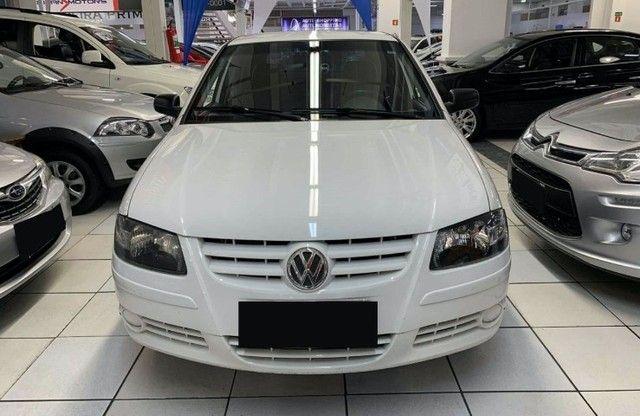 Excelente Volkswagen Gol MI Flex 4p Manual  - Foto 3