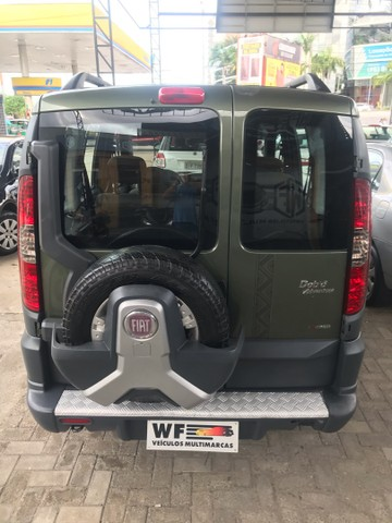 Fiat Doblô Xingú 1.8 Adventure . 6 lugares .Extra!!! - Foto 4