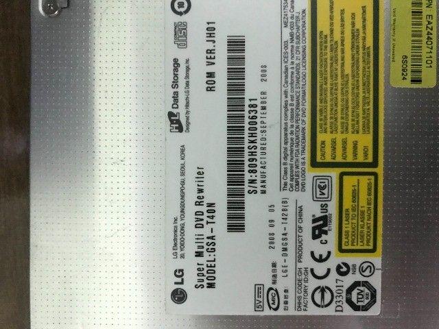 Gravador Drive Dvd de Notebook - Foto 4