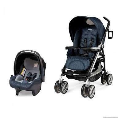 Carrinho de bebê Pliko P3 Novo