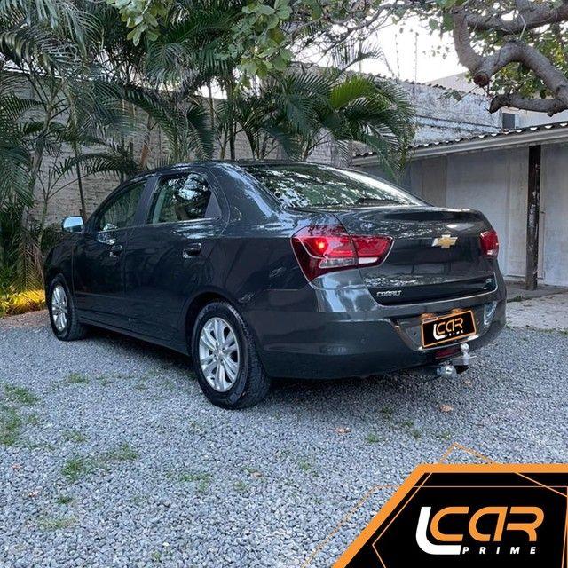 Chevrolet COBALT LTZ 1.8 / AUTOMÁTICO / HIPER NOVO/ c Gás G5/ novo - Foto 4