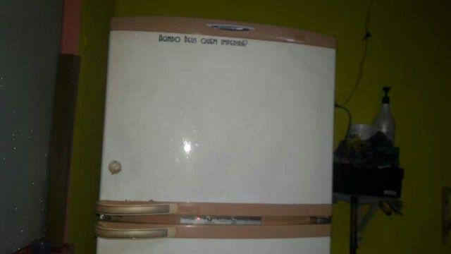 Geladeira frost free BRASTEMP 730L   350$$ - Foto 3